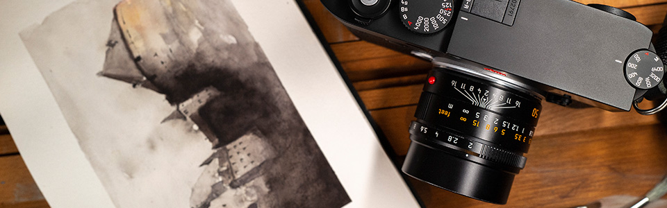 LEICA ARTICLES